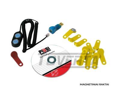 Kuro išdavimo sistema Cube 70 MC su magnetiniais raktais