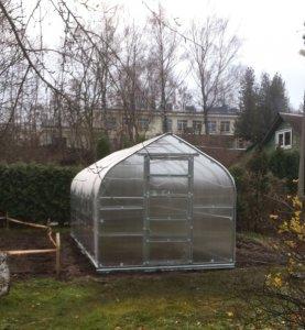 šiltnamiai klasika - jūsų turtingo derliaus garantija