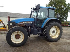 Traktorius New Holland